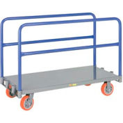 Little Giant® Adjustable Sheet & Panel Truck APT-2448-6PY, 24 x 48