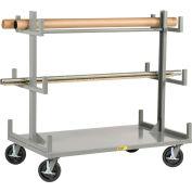Little Giant® Portable Bar & Pipe Truck BRT-3648-8PHBK, 36 x 48