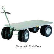Little Giant® 8-Wheeler Wagon Truck CD-3060-16P-CR - Lip Edge - 30 x 60