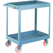 "Little Giant® Deep Shelf Truck DS2436X3-5PY, 3"" Deep, 24 x 36, 1200 Lb. Capacity"