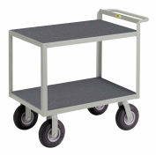 Little Giant® Instrument Cart, Hand Guard Flush Non-Slip Vinyl 24x48