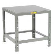 Little Giant MTH1-3060-AH  Heavy Duty Machine Table- Adjustable Height
