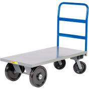 Little Giant® Heavy Duty Platform Truck NBH-3672-PH - 36 x 72 - 5000 Lb. Cap.