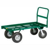 Little Giant® Raised Height Nursery Platform Wagon NP-2448-G - 24 x 48