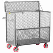 Little Giant® Security Box Truck SB-3060-6PY, 30 x 60