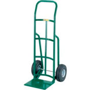 Little Giant® Reinforced Nose Hand Truck T-200-10P Continuous Handle 10x3.50 Pneu