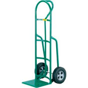 Little Giant® Reinforced Nose Hand Truck T-240-10 Loop Handle 10x2.75 Rubber Tire