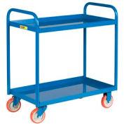 "Little Giant® Tray Truck TS-1832-5PY, 18 x 32, 1-1/2"" Deep Tray"