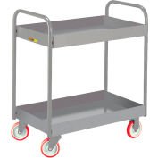 "Little Giant® Tray Truck TT-2436-5PY, 24 x 36, 3"" Deep Tray"
