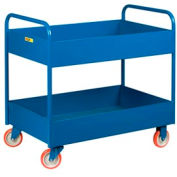 "Little Giant® Tray Truck TU-2436-5PY, 24 x 36, 6"" Deep Tray"