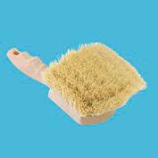 "8-1/2"" Plastic Utility Brush W/ 2-1/2"" Tampico Bristles - BWK4208 - Pkg Qty 12"
