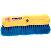 "Bruske 10"" Flagged Brush 4116-C, Blue"