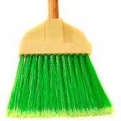 Bruske Flagged Lobby Broom 5407-R, Upright - Pkg Qty 6