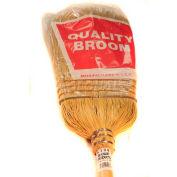Bruske Heavy Corn Warehouse Broom 5436-6, Upright - Pkg Qty 6