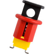 Brady® Circuit Breaker Lockout For ABB MS325, 149434, 6/Pack
