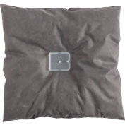 "Brady® HANDYSORB-NTPILLOW Brady SPC HandySorb™ ""No-Touch"" Pillow Refills, 10/Case, Gray"