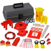 Brady® Maintenance Toolbox Lockout Kit , LK112E