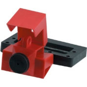 Oversized Breaker Lockout Devices, BRADY 65321, Pkg of 6
