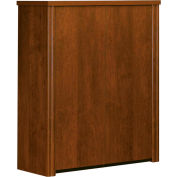 "Embassy 30"" 2-Door Cabinet for Lateral File in Tuscany Brown"