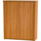 "Embassy 30"" 2-Door Cabinet for Lateral File in Cappuccino Cherry"