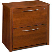 "Embassy 36"" Lateral File in Tuscany Brown"