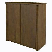"""Bestar® Storage Cabinet - 30"""" - Chocolate - Prestige+"""