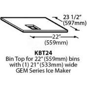Ice-O-Matic Bin Top Adaptor, For Mfi Series Or Gem Series