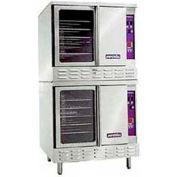 Convection Oven, Lp Gas, 2-Deck Bakery Depth, 160,000 BTU