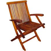 TERRACE MATES® Folding Outdoor Armchair - (Set of 2)