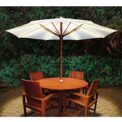 BRELLA LIGHTS® - Patio Umbrella Lighting System With Power Pod - (8 Rib)