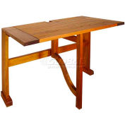 TERRACE MATES® VILLA - Half-Square Table