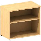 "Bush® 300 Series Lower Bookcase Cabinet, 300SBK302AC, 30""W, Maple"