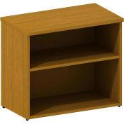 """Bush® 300 Series Lower Bookcase Cabinet, 300SBK302MC, 30""""W, Cherry"""