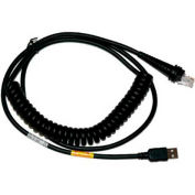 Honeywell USB Cable for Use w/ MS1633/Hyperion1300G/Voyager1200g, 10'L