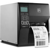 Zebra Thermal Transfer Barcode Label Printer ZT230 USB/Serial Interface, Ethernet Connectivity