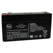 AJC® Kobe HP1.26 6V 1.3Ah Sealed Lead Acid Battery