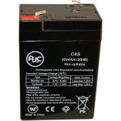 AJC® Astralite ELX-MR 6V 4.5Ah Emergency Light Battery