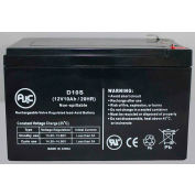 AJC® Power Kingdom PS10-12S 12V 10Ah Sealed Lead Acid Battery