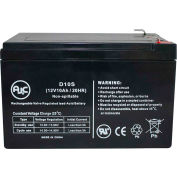 AJC®  Power-Sonic PS-12120 Sealed Lead Acid - AGM - VRLA Battery