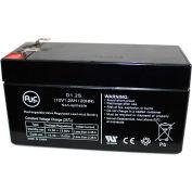 AJC® Portalac GS PE1212R 12V 1.2Ah Emergency Light Battery