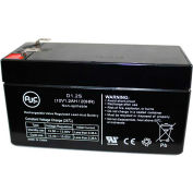 AJC® Portalac PE12V1.2 12V 1.2Ah Emergency Light Battery
