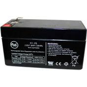 AJC®  Yuntong YT-1212 12V 1.2Ah Sealed Lead Acid Battery