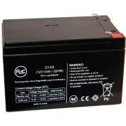 AJC® Kaishan K400WV 12V 14Ah Scooter Battery