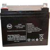 AJC® Alpha Technologies CFR 2000E 017-072-XX 017-106-XX 12V 18Ah Battery