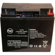 AJC®  Power Patrol SLA0156  Sealed Lead Acid - AGM - VRLA Battery