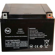AJC®  Yuasa NP24-12, NPL24-12I Sealed Lead Acid - AGM - VRLA Battery
