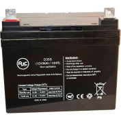 AJC® Merits Health Products Pioneer S143 12V 35Ah Wheelchair Battery