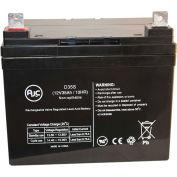AJC® Toro Titan ZX6020 12V 35Ah Lawn and Garden Battery
