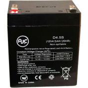 AJC® Power Patrol SEC1050 12V 4.5Ah UPS Battery