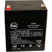 AJC® 12V 4Ah Sealed Lead Acid - AGM - VRLA Battery